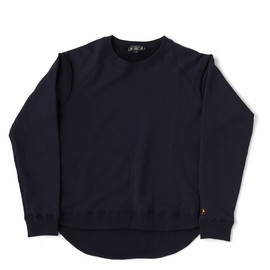 bal - LAYER CREW NECK SWEAT SHIRT