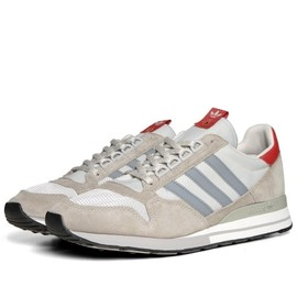 adidas - Adidas Consortium ZX500 OG / Ice Grey & Red