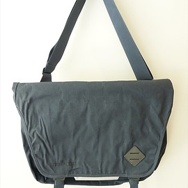 MIllican, ミリカン - NICK THE MESSENGER BAG 17L/ スレート