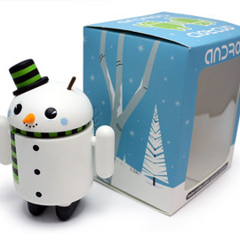 Andrew Bell - ANDROID MINI SPECIAL EDITION-SNOWMAN
