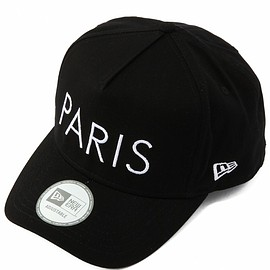 New Era - D-Frame Trucker PARIS CAP