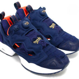 INSTA PUMP FURY CORDURA 「LIMITED EDITION」 GRY/WHT/BLK