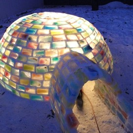 Rainbow Igloo