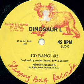 Dinosaur L - Go Bang! #5 / Clean On Your Bean #1