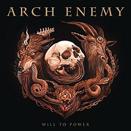 Arch Enemy - WILL TO POWER DELUXE EDITION