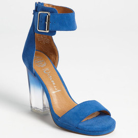 Jeffrey Campbell - Jeffrey Campbell Soiree Sandal in Blue (blue suede) - Lyst