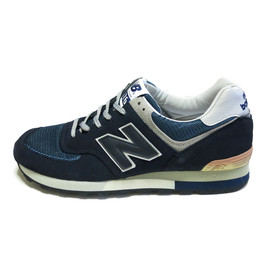 New Balance - M576NGA 25th Anniversary MADE IN ENGLAND NAVY