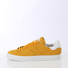 adidas - STAN SMITH VULC [college gold; yellow]