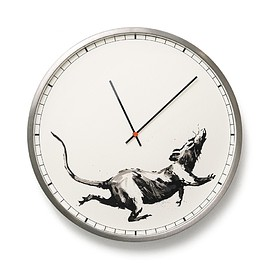 Gross Domestic Product - Banksy Clock