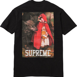 Supreme - Red Riding Hood Tee