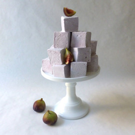 sweetniks - Purple Fig Marshmallows