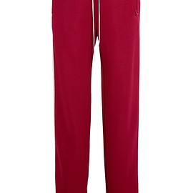 Chloé - Jersey wide-leg sweatpants