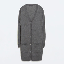 ZARA - Long Cardigan