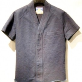 blackmeans - GDO01-2 SHORT SLEEVE SHIRT