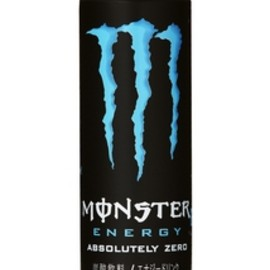 MONSTER ENERGY - Monster Energy Absolutely Zero