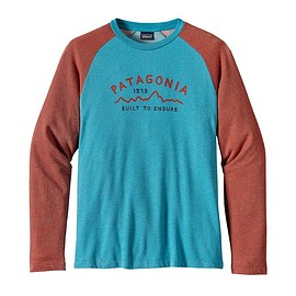 patagonia - M's Arched Type '73 Lightweight Crew Sweatshirt, Filter Blue (FLTB)
