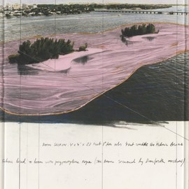 Christo and Jeanne-Claude - Surrounded Islands, sketch