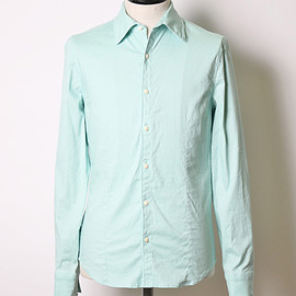 wjk - stretch wire shirts (l.blue)