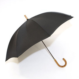 PLANK ASH SOLID STICK UMBRELLA