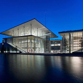 Renzo Piano - stavros niarchos foundation cultural center
