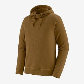 patagonia - Men's Waffle Knit Pullover Hoody