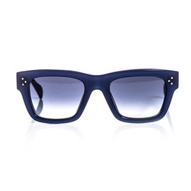 CELINE - Original thick frame sunglasses