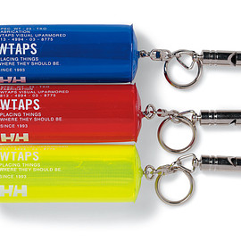 WTAPS, HELLY HANSEN - FLOATING KEY HOLDER