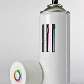 all in one spray paint can