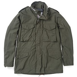 The Real McCoy's - M-65 Field Jacket Olive