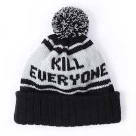 INDCSN - Kill Everyone Beanie Black