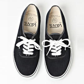 VANS, BEAUTY&YOUTH UNITED ARROWS - Authetic (Navy)