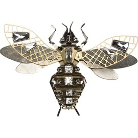 LANVIN - embellished insect brooch
