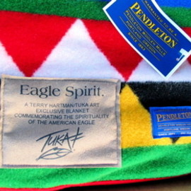 PENDLETON - EAGLE SPIRIT WOOL BLANKET