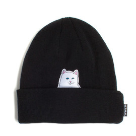 RIPNDIP - Lord Nermal Beanie (Black)