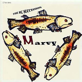 RC SUCCESSION - MARVY/ analog record