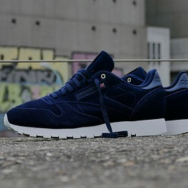 Reebok - Classic Leather MCC (BLU/CHK)