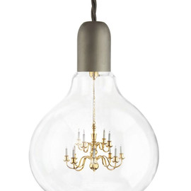 Young & Battaglia for Mineheart - King Edison Pendant Lamp