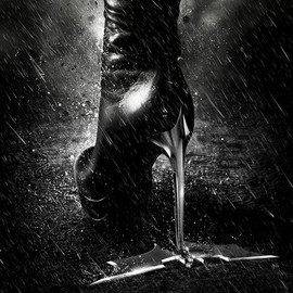 "THE DARK KNIGHT RISES ""CAT WOMAN"" Poster"