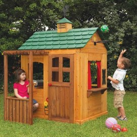 KidKraft - Activity Playhouse