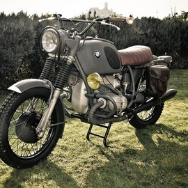 """BMW - R 60/5 """"The Great Escape"""""""
