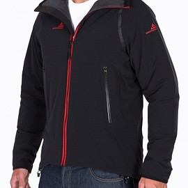 Westcomb - Arcane Hoody - Black/Red
