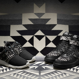 nike - Pendleton x Nike 2013 Holiday N7 Collection