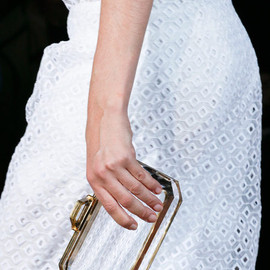 Stella McCartney - clutch / 2013S/S
