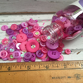 Buttons Galore and More - pretty princess