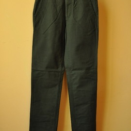 ADAM KIMMEL carhartt - WORK PANT(CANVAS)  Green