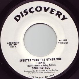 Soul Patrol - Sweeter Than The Other Side (Part1.2)