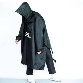GOOD DESIGN SHOP comme des garcons - レインポンチョ