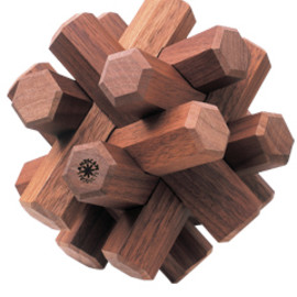LANDSCAPE PRODUCTS - BRAID WOOD WALNUT 12p