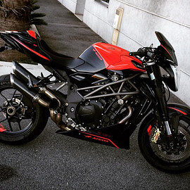 "VF Racing - Alkadesign - ""Cannonball Run""  Mv Agusta"