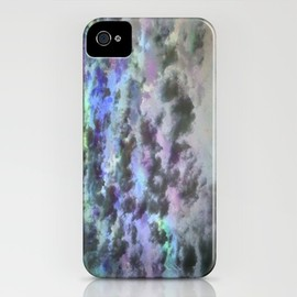 Society6 - Colors Rolling in iPhone Case